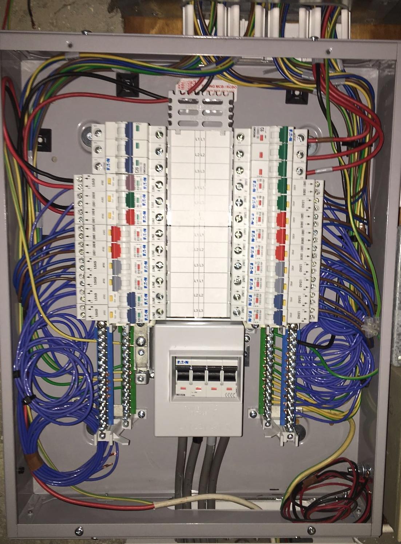Consumer Unit installation